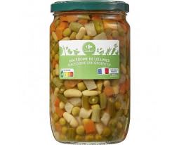 Macédoine aux 5 Légumes Carrefour