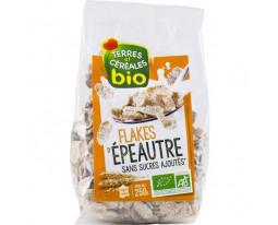 Céréales Pétales d'Epeautre Bio Terres et Céréales