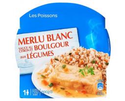 Merlu Blanc Boulgour et Légumes Grand Jury
