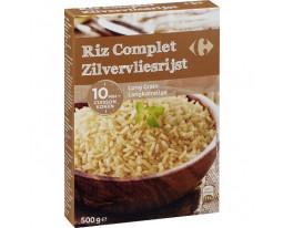 Riz Complet Long Grain 10 mns Carrefour