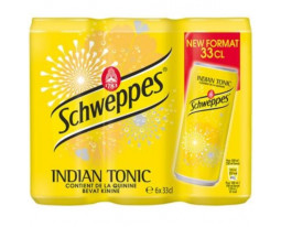 Soda Indian Tonic Schweppes