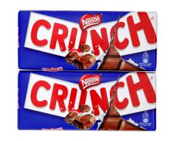 Chocolat au Lait et Riz Crunch