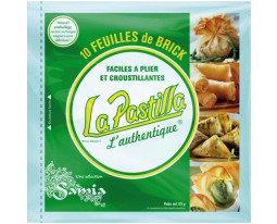 Feuilles de Brick La Pastilla l'Authentique