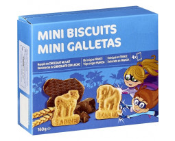 Biscuits Chocolat au Lait Animaux Pocket Grand Jury