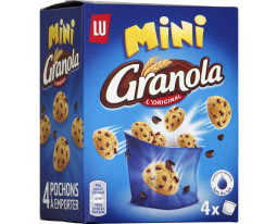 Mini Cookies Chocolat Pocket Granola