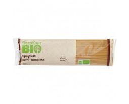 Spaghetti Semi-Complet Bio Carrefour