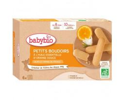 Biscuits Boudoirs Pocket Bio Dès 10 Mois Babybio