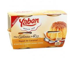 Gâteau de Riz Caramel Tradition Yabon