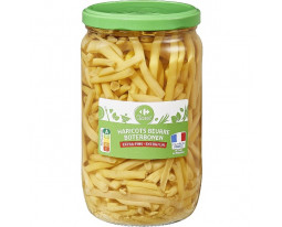 Haricots Beurre Très Fins Carrefour
