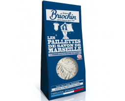 Paillettes de Savon de Marseille Naturelles Eco Briochin