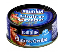 Chair de Crabe Nautilus