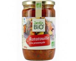 Ratatouille Provençale Bio Jardin Bio