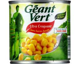Mais Doux en Grains Ultra Croquant Géant Vert