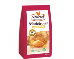 Madeleines aux Oeufs Plein Air Pocket Saint Michel