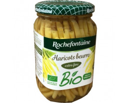 Haricots Beurre Extra Fins Bio Rochefontaine