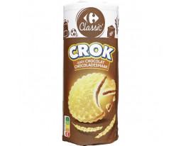 Goûters Fourrés au Chocolat Carrefour