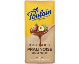 Chocolat au Praliné Pâtissier Dessert La Pralinoise Poulain