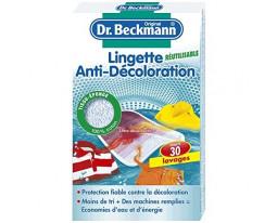 Lingette Anti-Décoloration Réutilisable Dr. Beckman