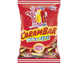 Minis Fête Carambar Assortis