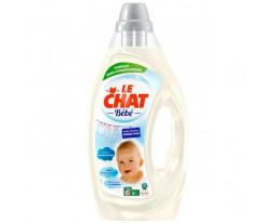 Lessive Liquide Hypoallergénique Bébé Le Chat