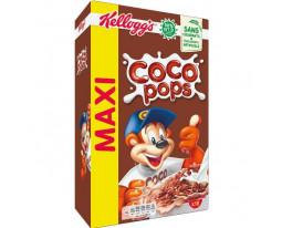 Céréales Riz Soufflé Chocolat Coco Pops Kelloggs