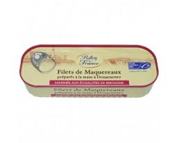 Filets de Maquereaux à l'Echalote Reflets de France