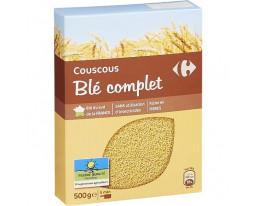 Semoule de Couscous Blé Complet Carrefour