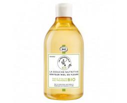 Crème de Douche Nutritive au Miel de Fleurs Bio La Provençale