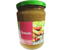 Compote de Rhubarbe Carrefour