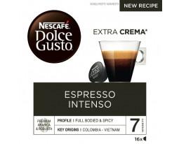 Capsules Café Espresso Intenso Extra Crema No7 Dolce Gusto