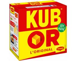 Bouillon Kub Or l'Original 100% Végétal Maggi