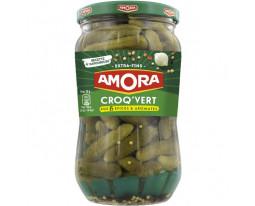 Cornichons Fins Croq Vert Amora
