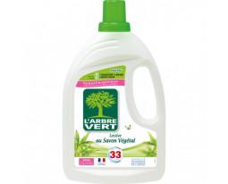 Lessive au Savon Végétal Eco Arbre Vert