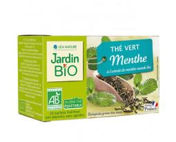 Thé Vert Menthe Nanah Bio Jardin Bio