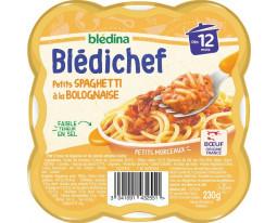 Spaghetti Bolognaise Dès 12 Mois Blédina