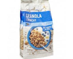 Granola Céréales Crunchy au Miel Original Carrefour
