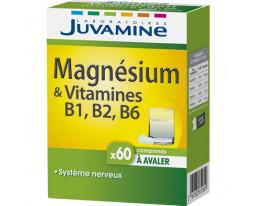 Magnésium et Vitamines Juvamine
