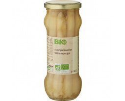 Asperges Blanches Moyennes Bio Carrefour