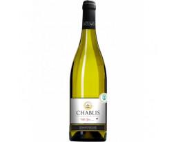 Chablis Blanc Vieilles Vignes Domaine Brocard Bio 2019