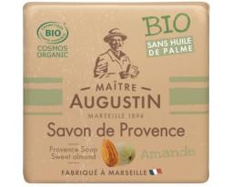 Savon de Provence Amande Bio Maître Augustin