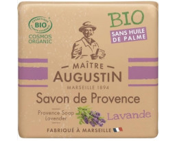 Savon de Provence Lavande Bio Maître Augustin
