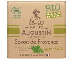Savon de Provence à la Verveine Bio Maître Augustin