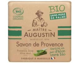 Savon de Provence Aloe Vera Bio Maître Augustin