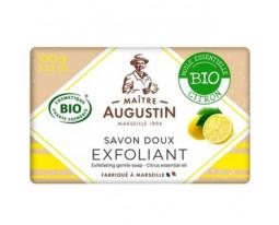 Savon Exfoliant au Citron Bio Maître Savon