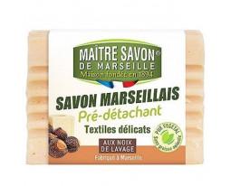 Savon Marseillais Pré-Détachant aux Noix de Lavage Maitre Savon