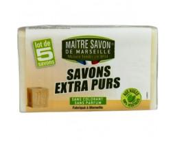 Savons Extra Purs Sans Parfum Maître Savon