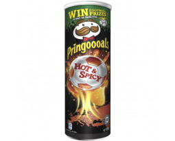 Chips Hot & Spicy Pringles