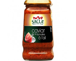 Sauce Caviar de Tomates à l'Ail Sacla