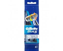 Rasoirs Jetables Pivotants Blue 3 Gillette