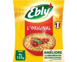 Grains de Blé Dur Cuisson Rapide Ebly